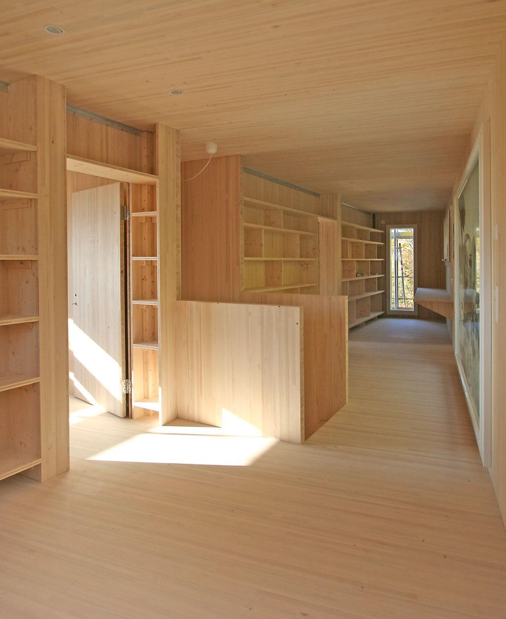 EFH Haus am Wald – Pius Schuler AG
